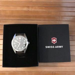Mens Swiss Army Watch